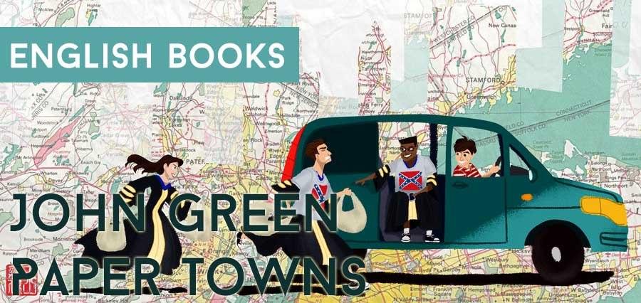 Green pdf epub john paper towns