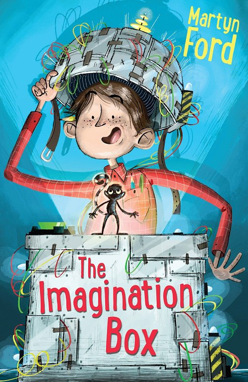 Martyn Ford – The Imagination Box