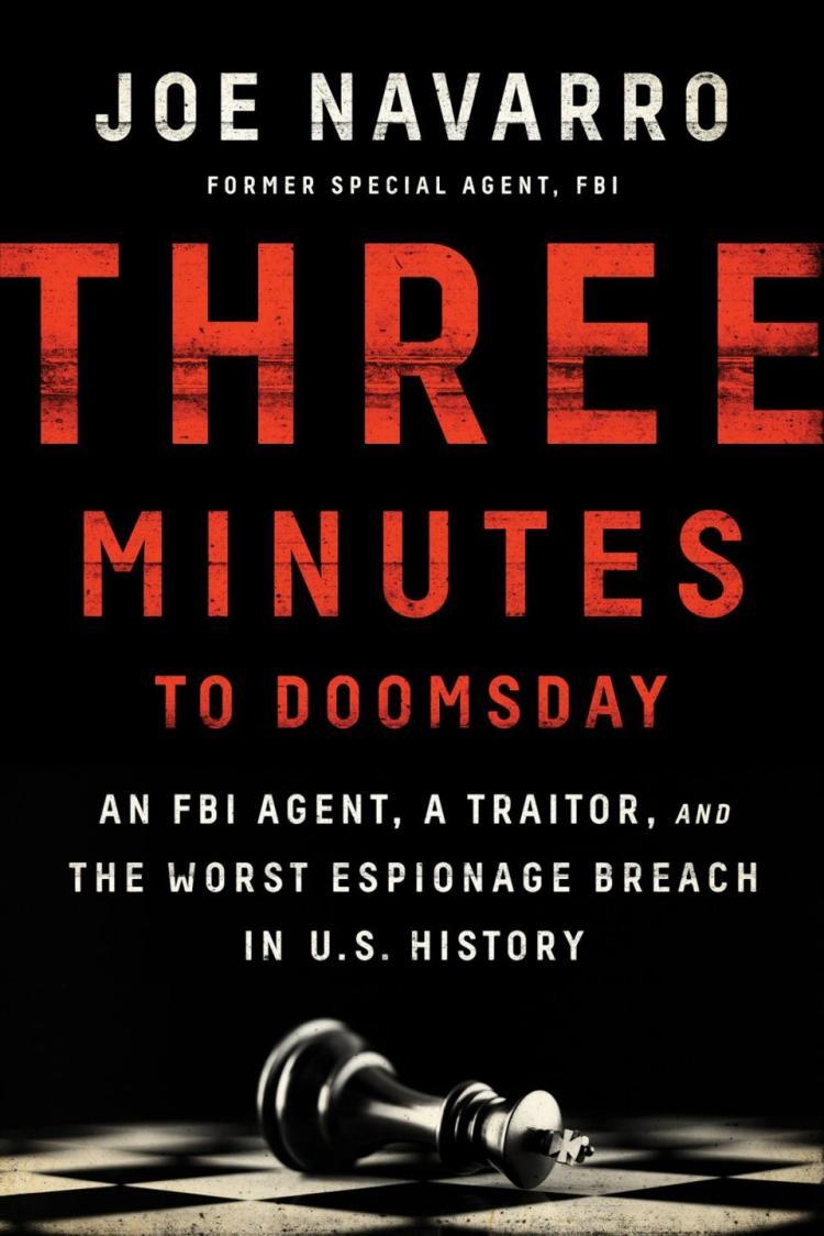 Joe Navarro – Three Minutes To Doomsday
