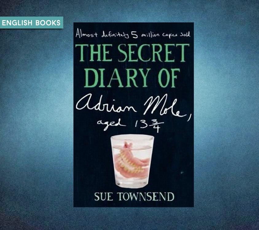 Sue Townsend — The Secret Diary Of Adrian Mole