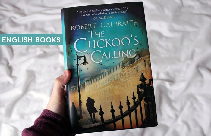 Robert Galbraith — The Cuckoo's Calling