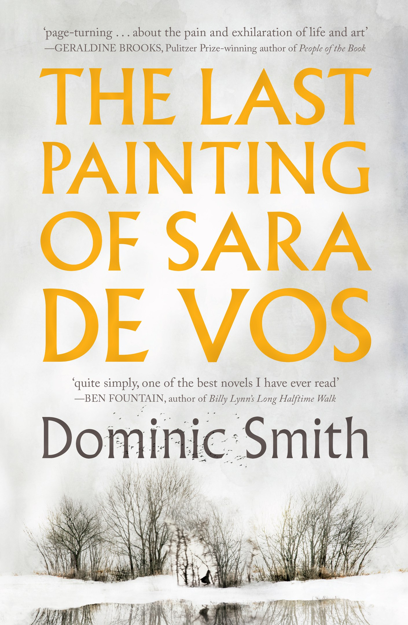 Dominic Smith – The Last Painting Of Sara De Vos