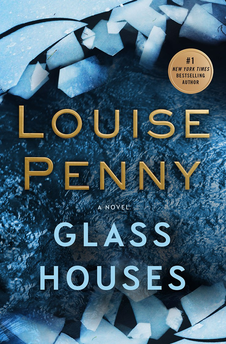 Louise Penny – Glass Houses
