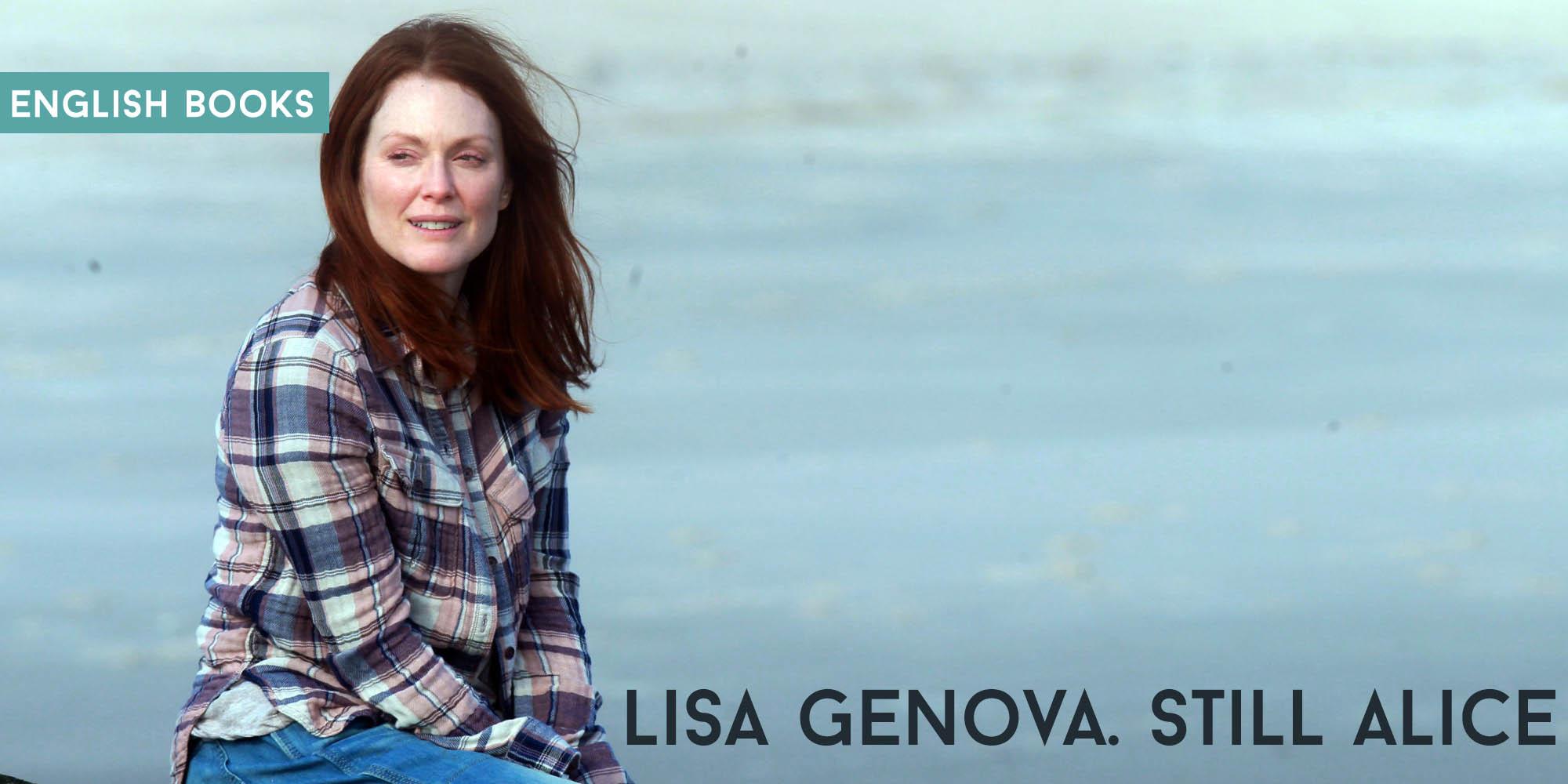 Lisa Genova — Still Alice