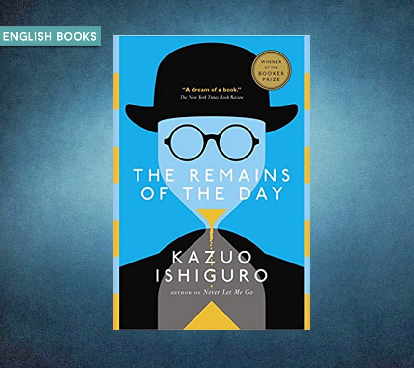 Kazuo Ishiguro — The Remains Of The Day