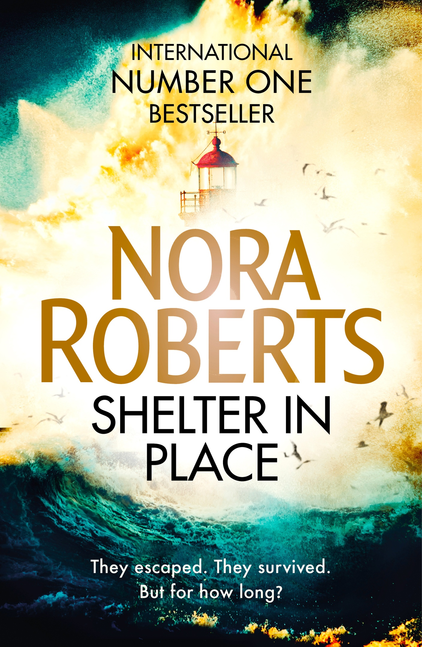 Nora Roberts – Shelter In Place