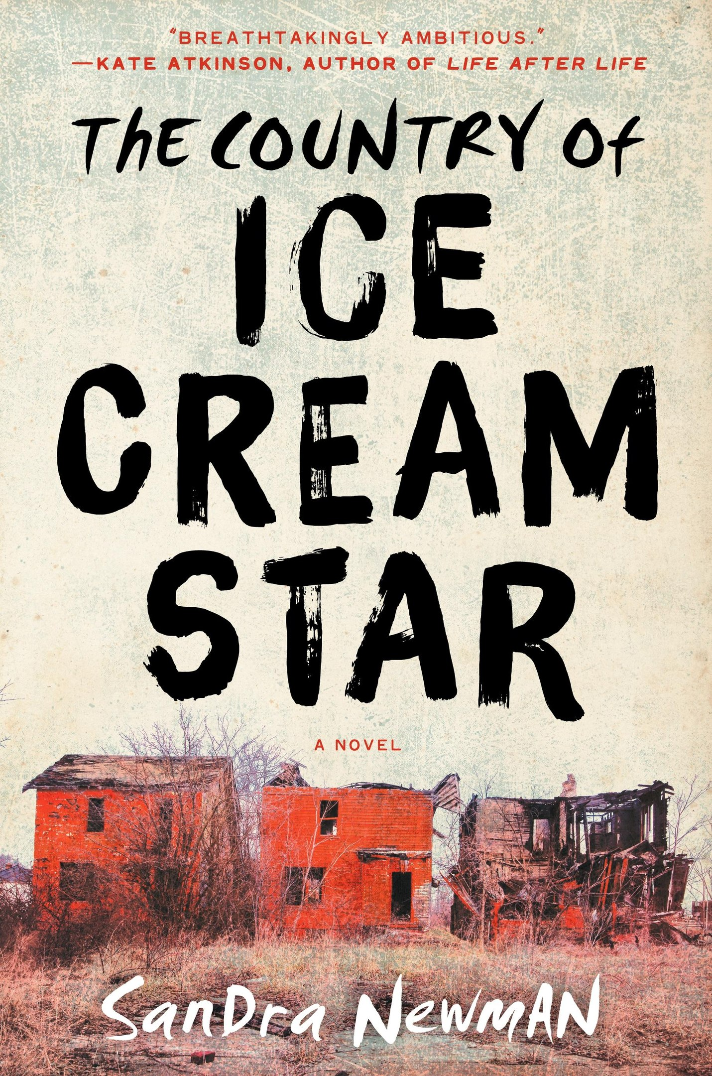 Sandra Newman – The Country Of Ice Cream Star