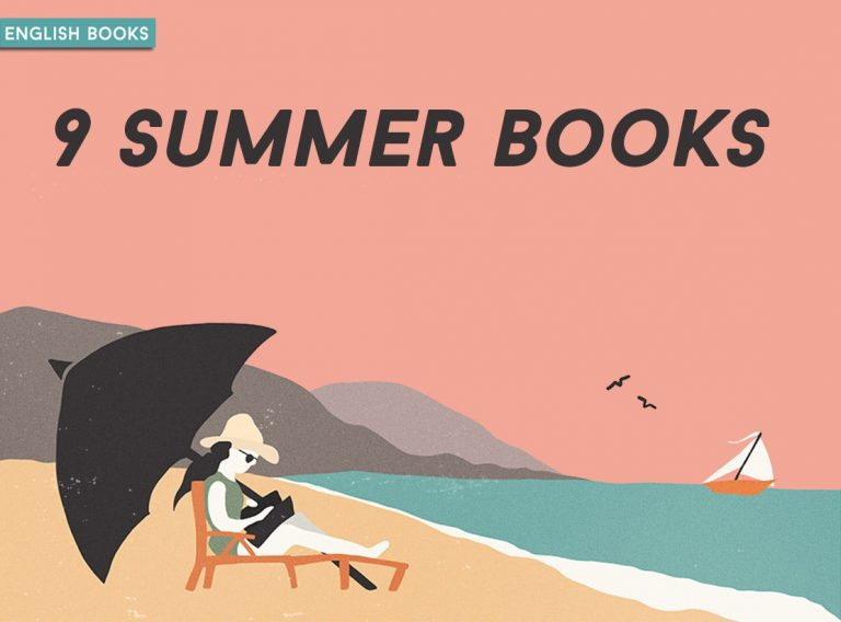 9 Summer Books