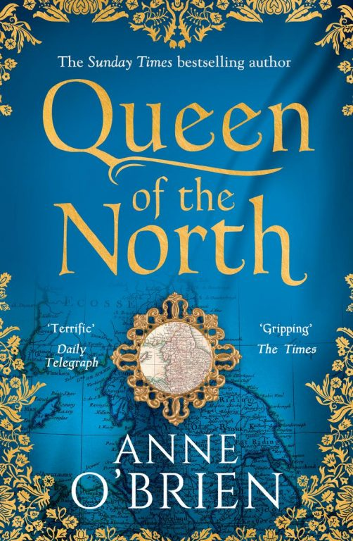 Anne O'Brien – Queen Of The North
