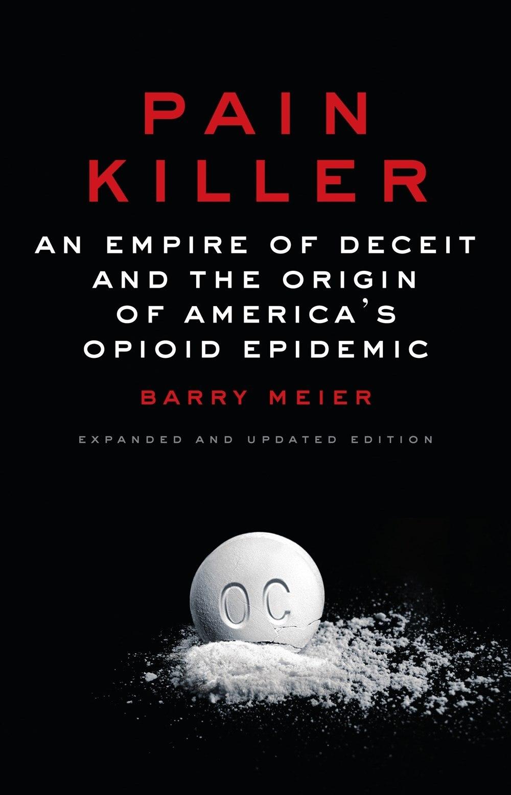 Barry Meier – Pain Killer