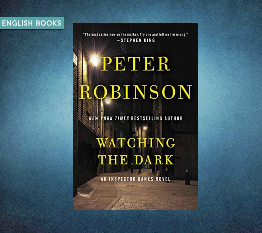 Peter Robinson — Watching The Dark