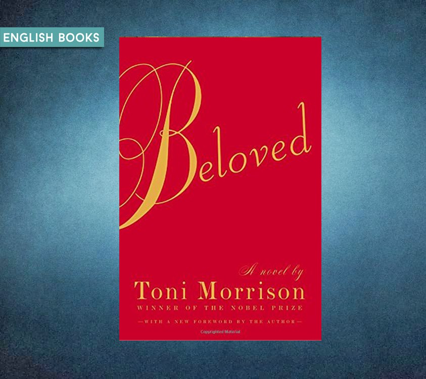 Toni Morrison — Beloved