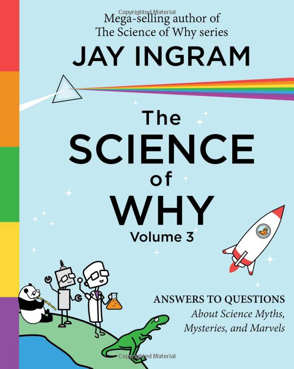 Jay Ingram – The Science Of Why