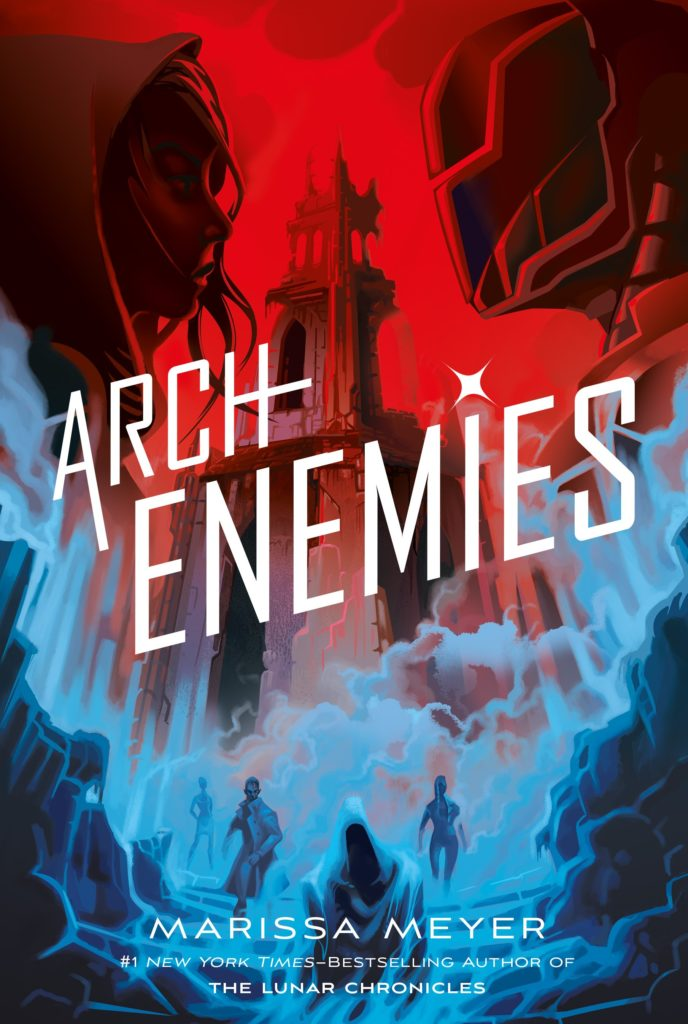 Marissa Meyer – Archenemies (Renegades #2)