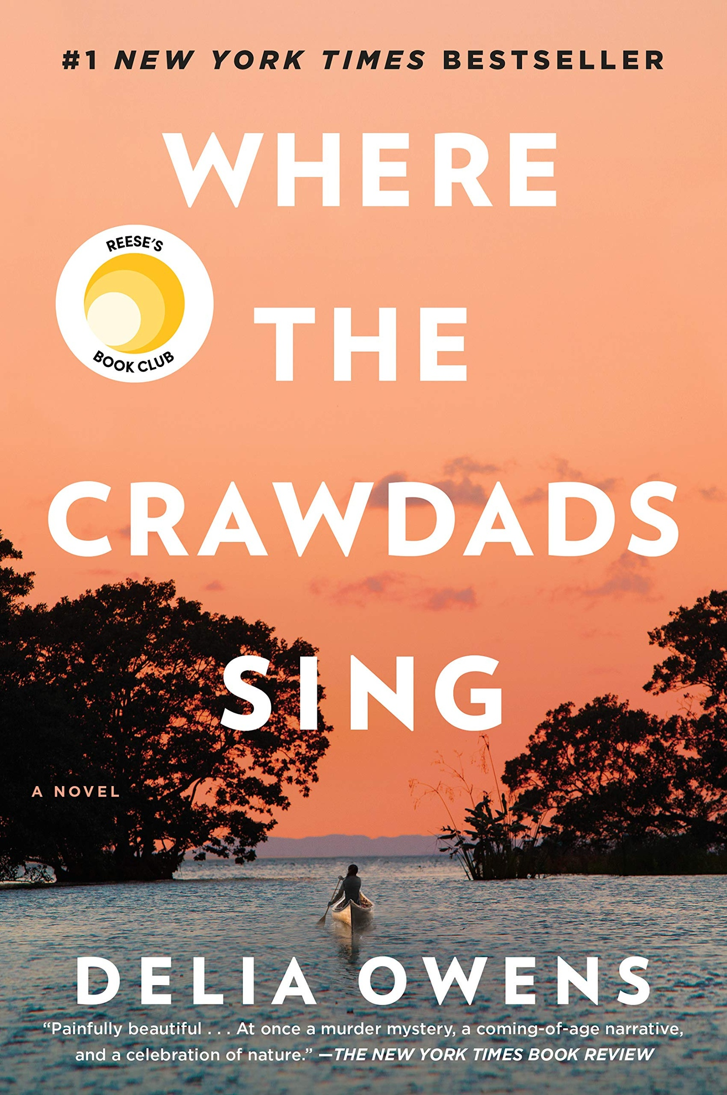 Delia Owens – Where The Crawdads Sing