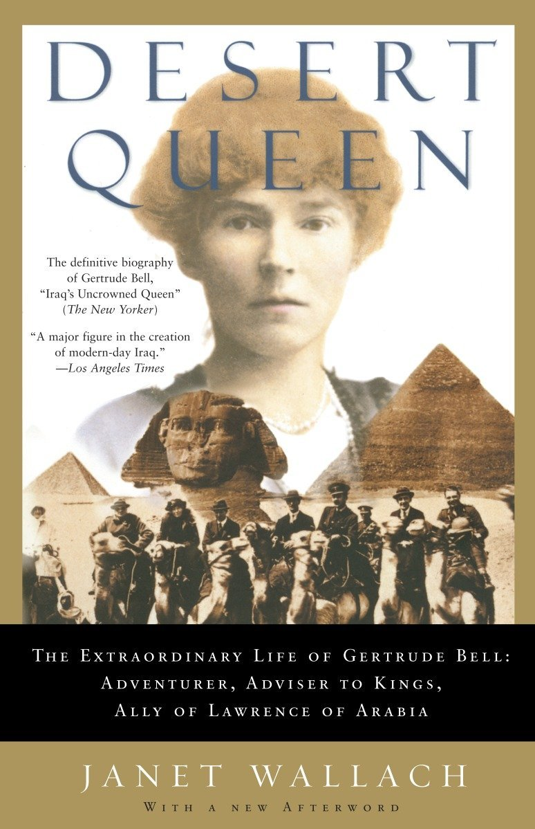 Janet Wallach – Desert Queen