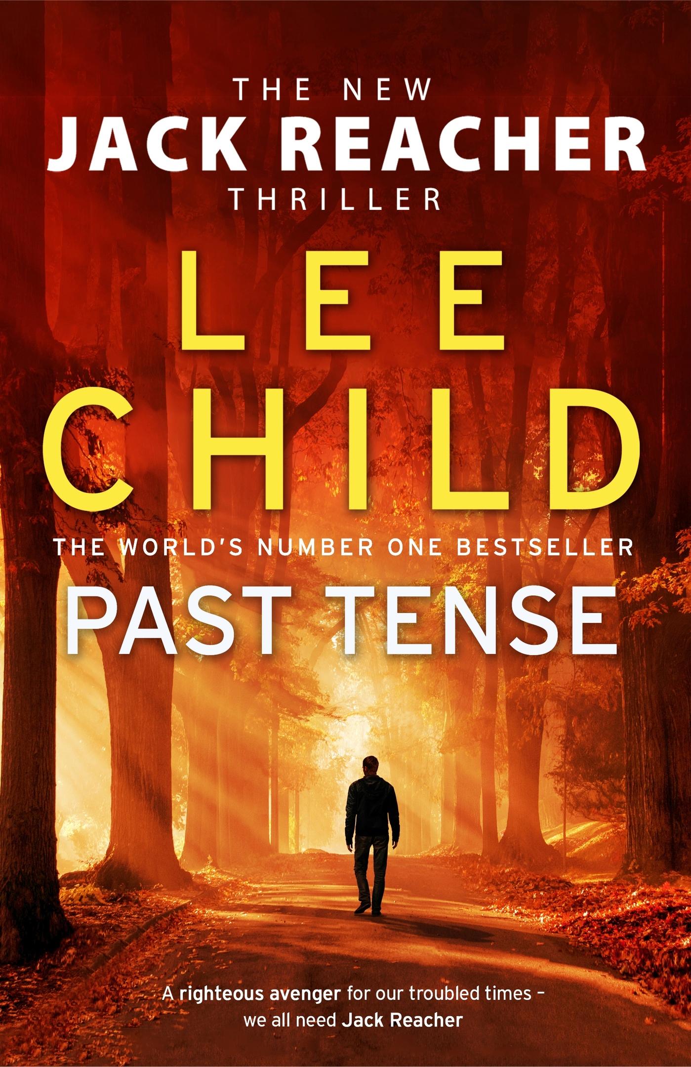 Lee Child – Past Tense