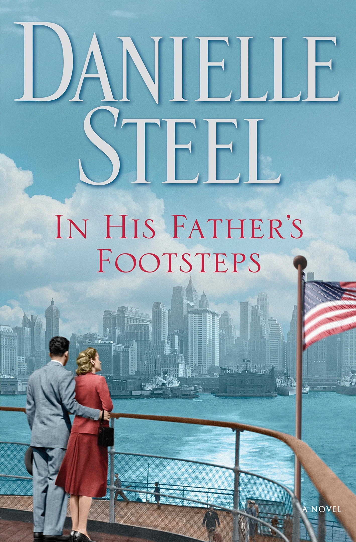 Danielle Steel – In His Father's Footsteps