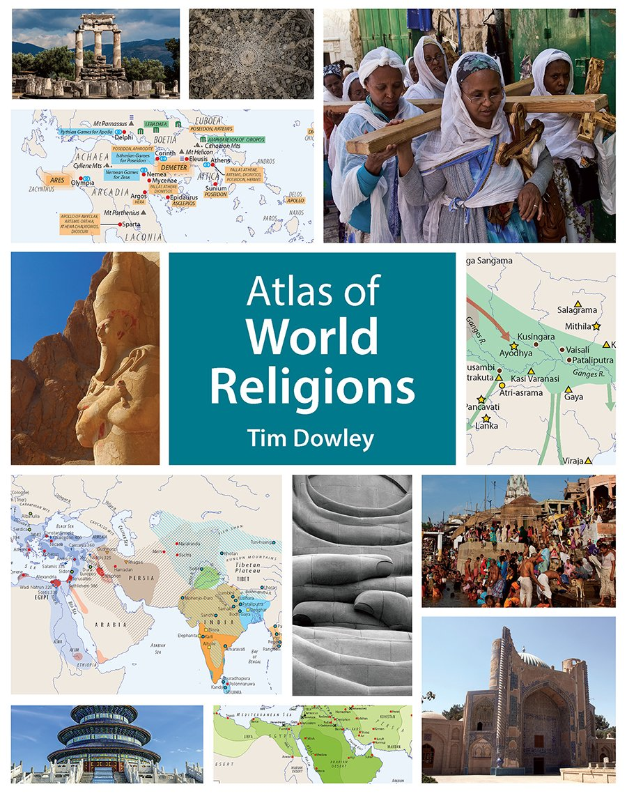 Tim Dowley – Atlas Of World Religions