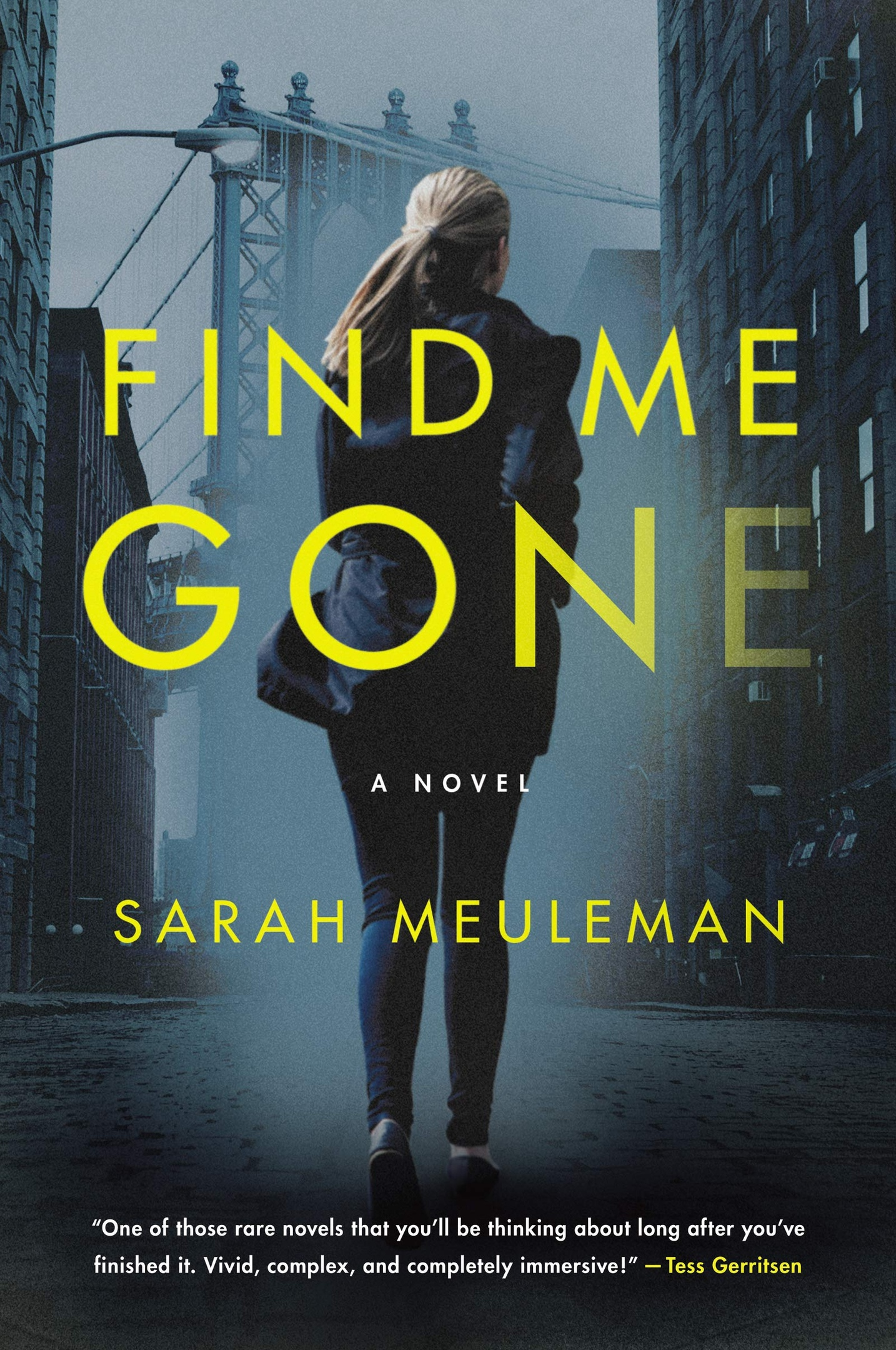 Sarah Meuleman – Find Me Gone