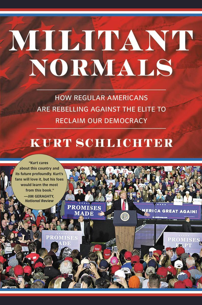 Kurt Schlichter – Militant Normals