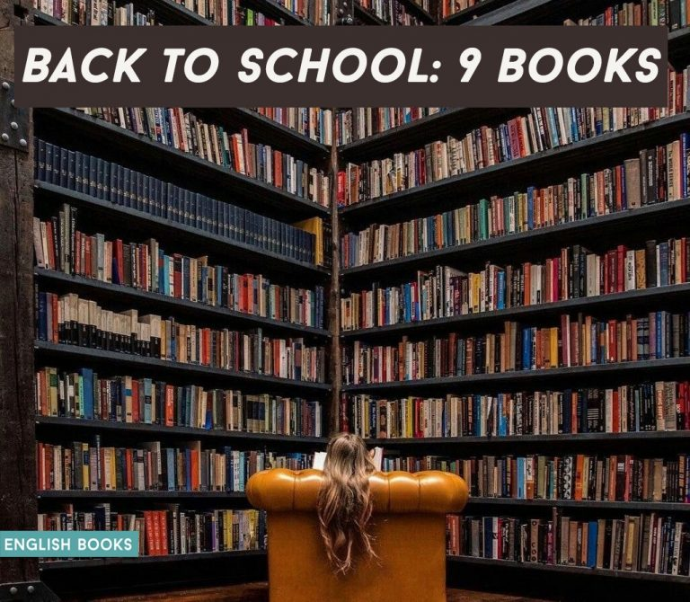 Back To School: 9 Books