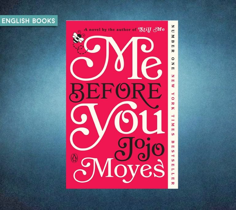 Jojo Moyes — Me Before You