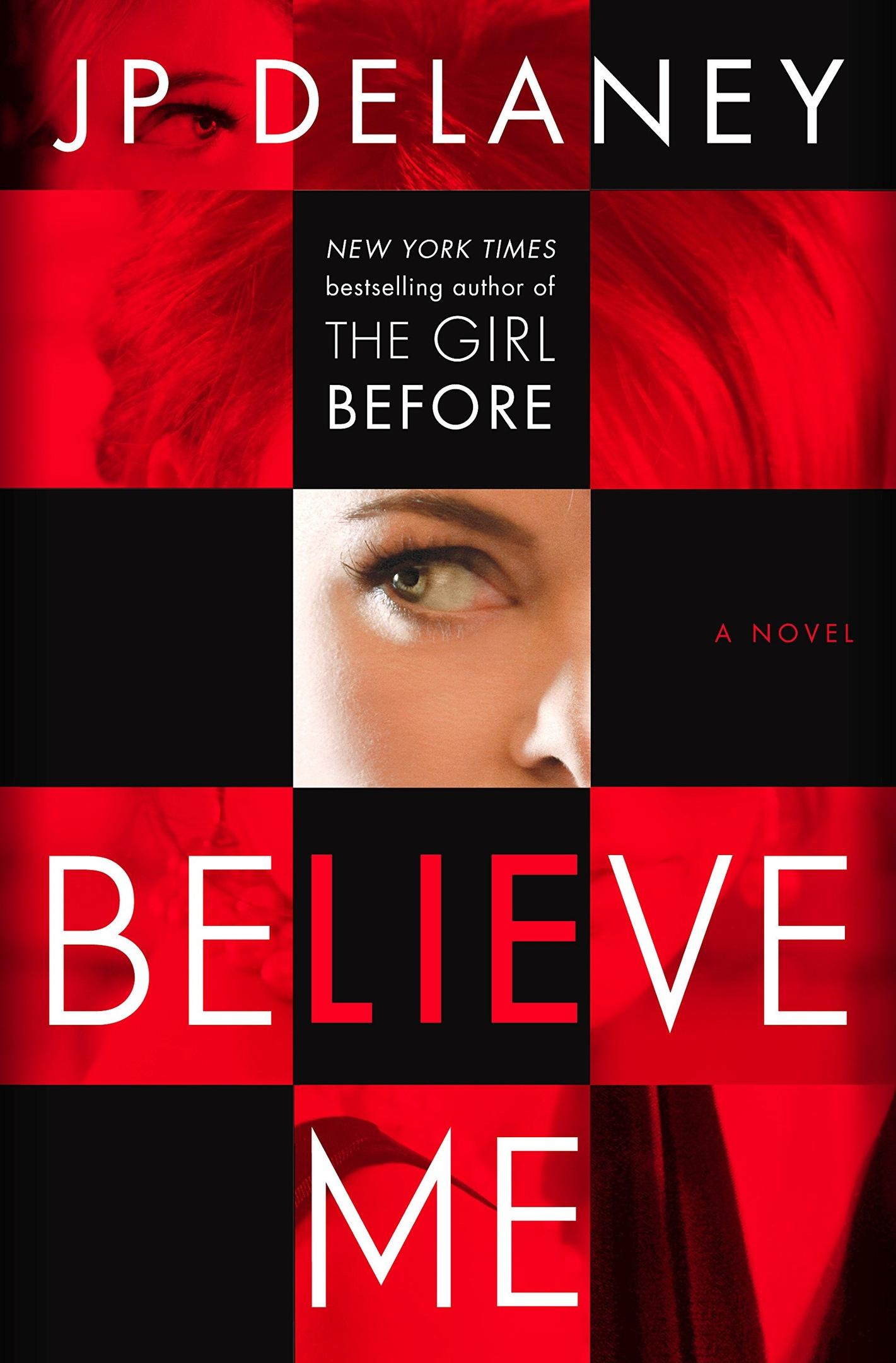JP Delaney – Believe Me
