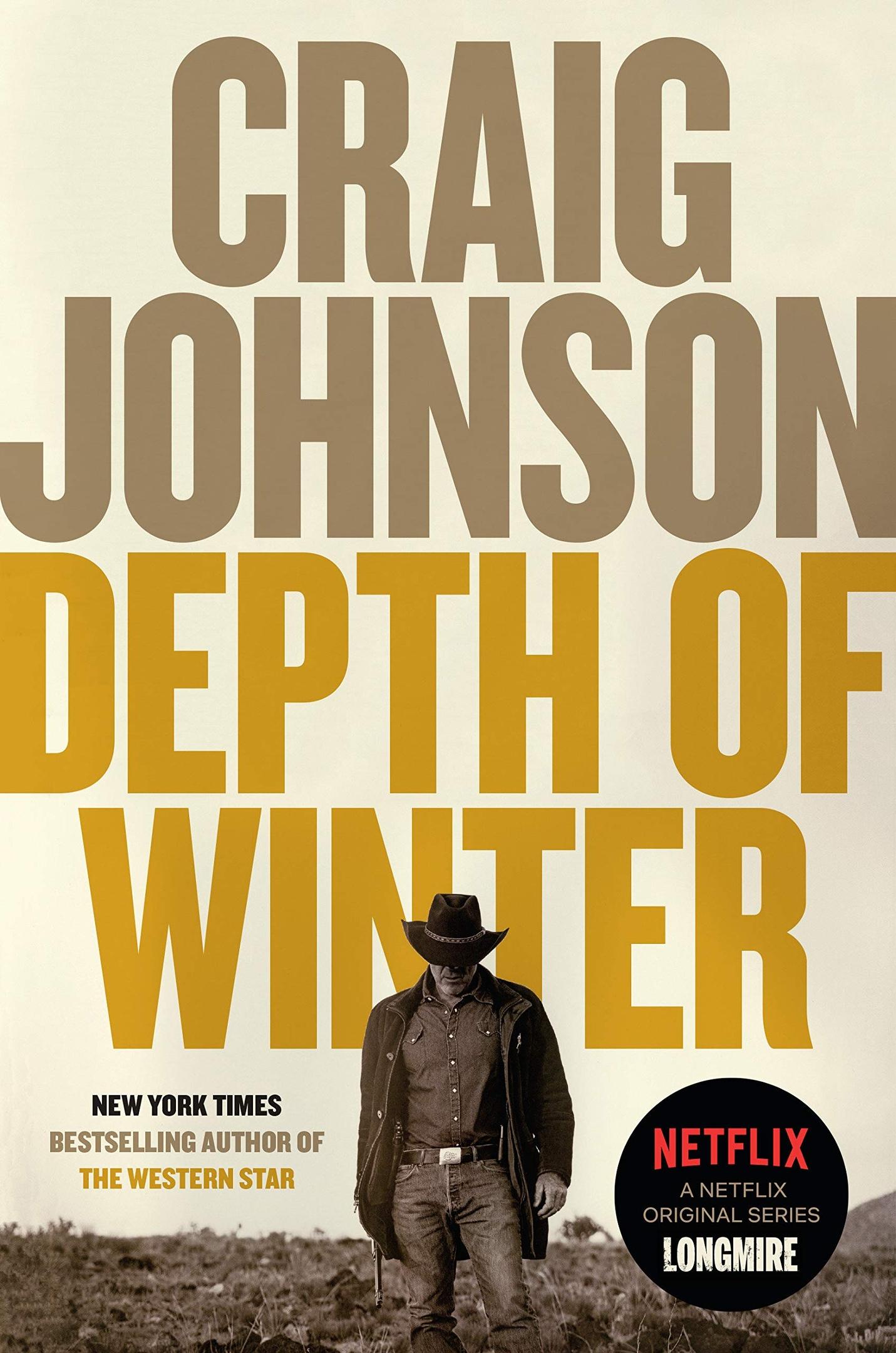 Craig Johnson – Depth Of Winter