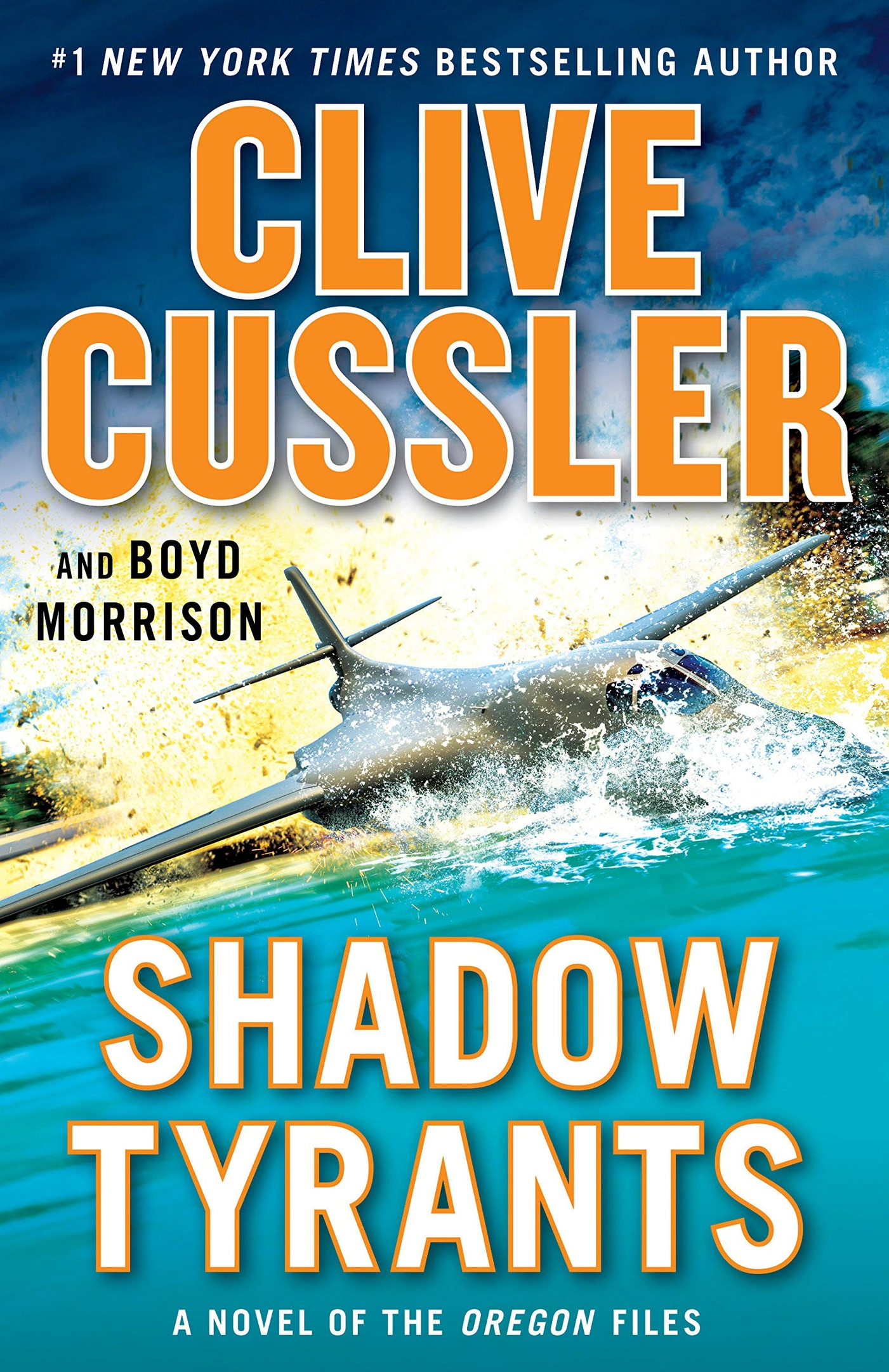 Clive Cussler – Shadow Tyrants