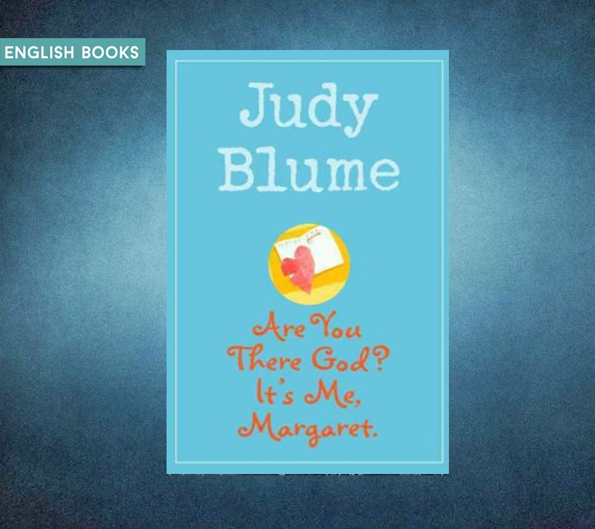 Judy Blume — Are You There, God?