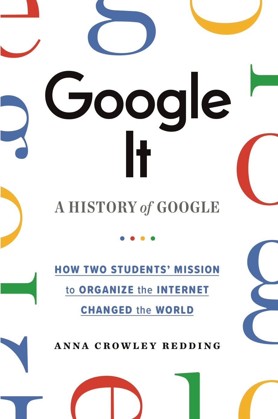 Anna Crowley Redding – Google It