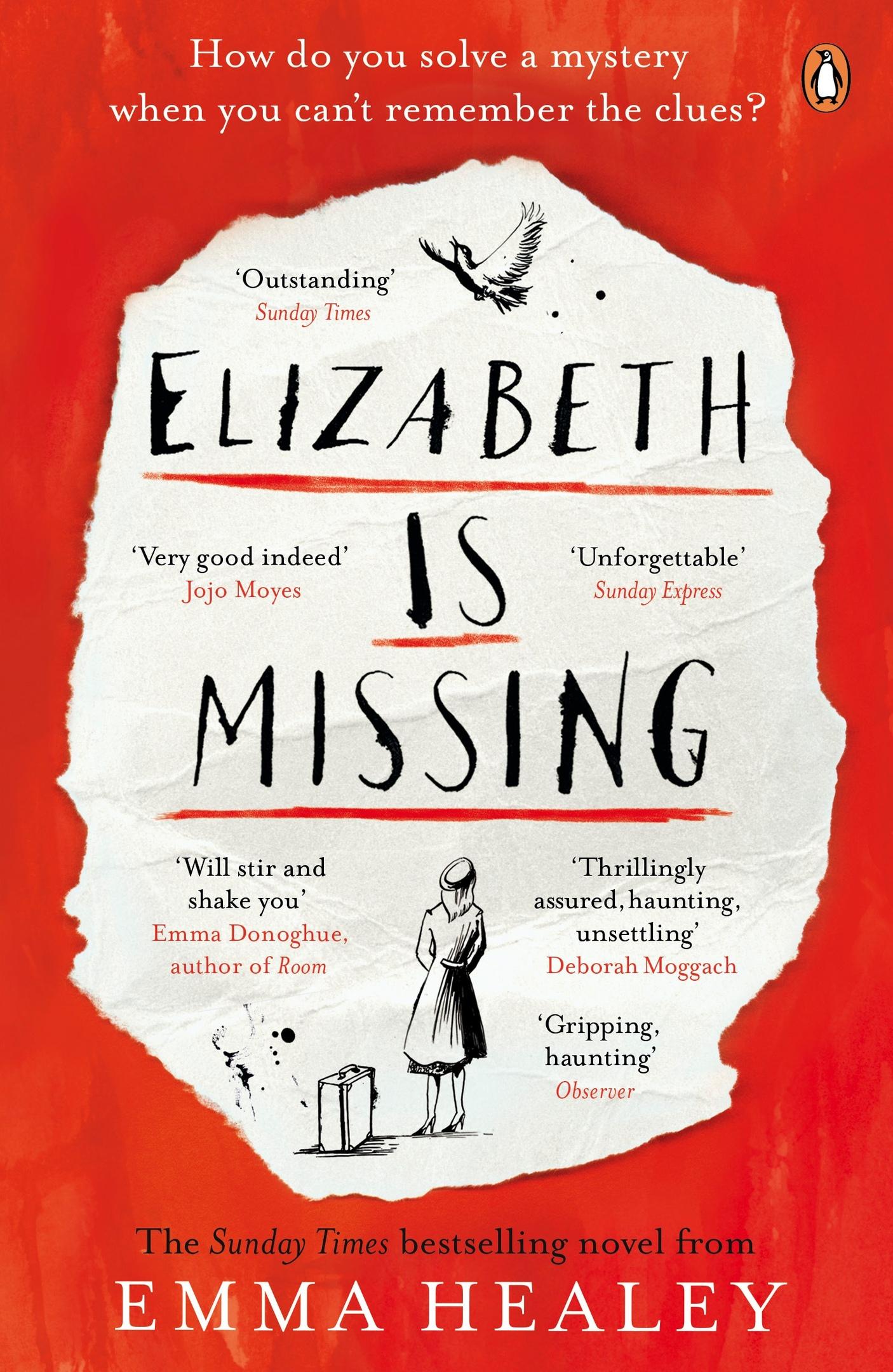 Emma Healey – Elizabeth Is Missing