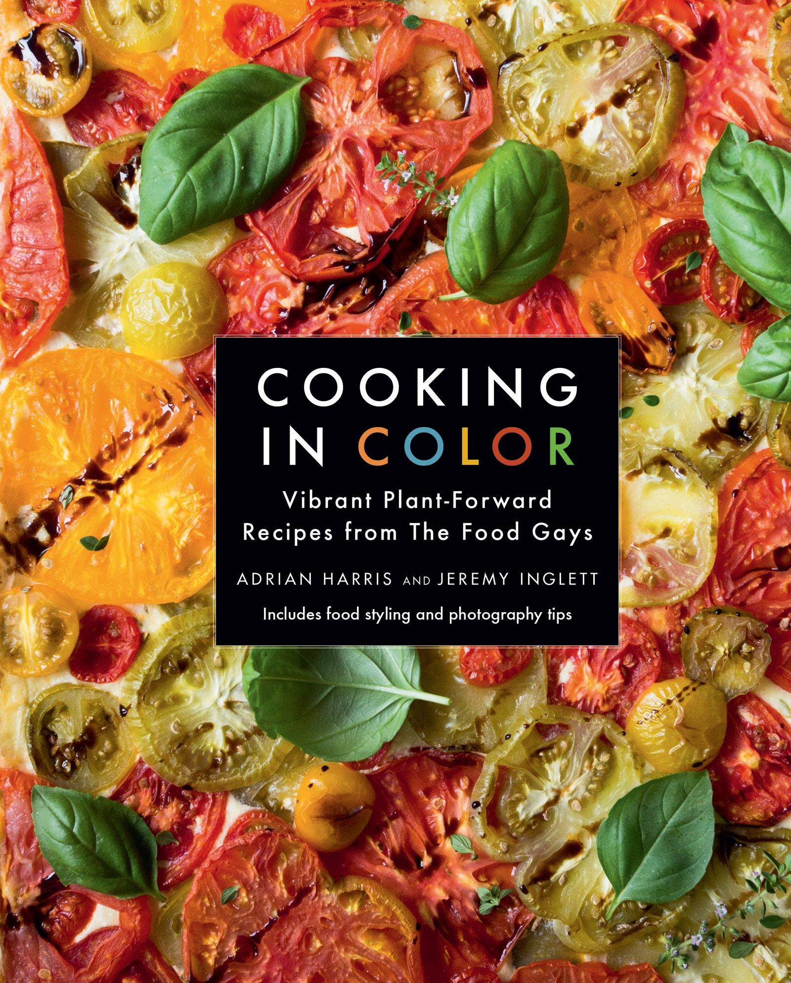 Adrian Harris, Jeremy Inglett – Cooking In Color