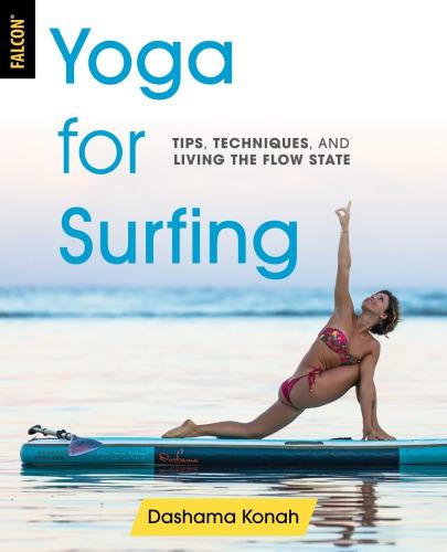 Dashama Konah – Yoga For Surfing