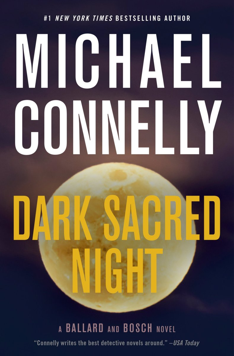 Michael Connelly – Dark Sacred Night