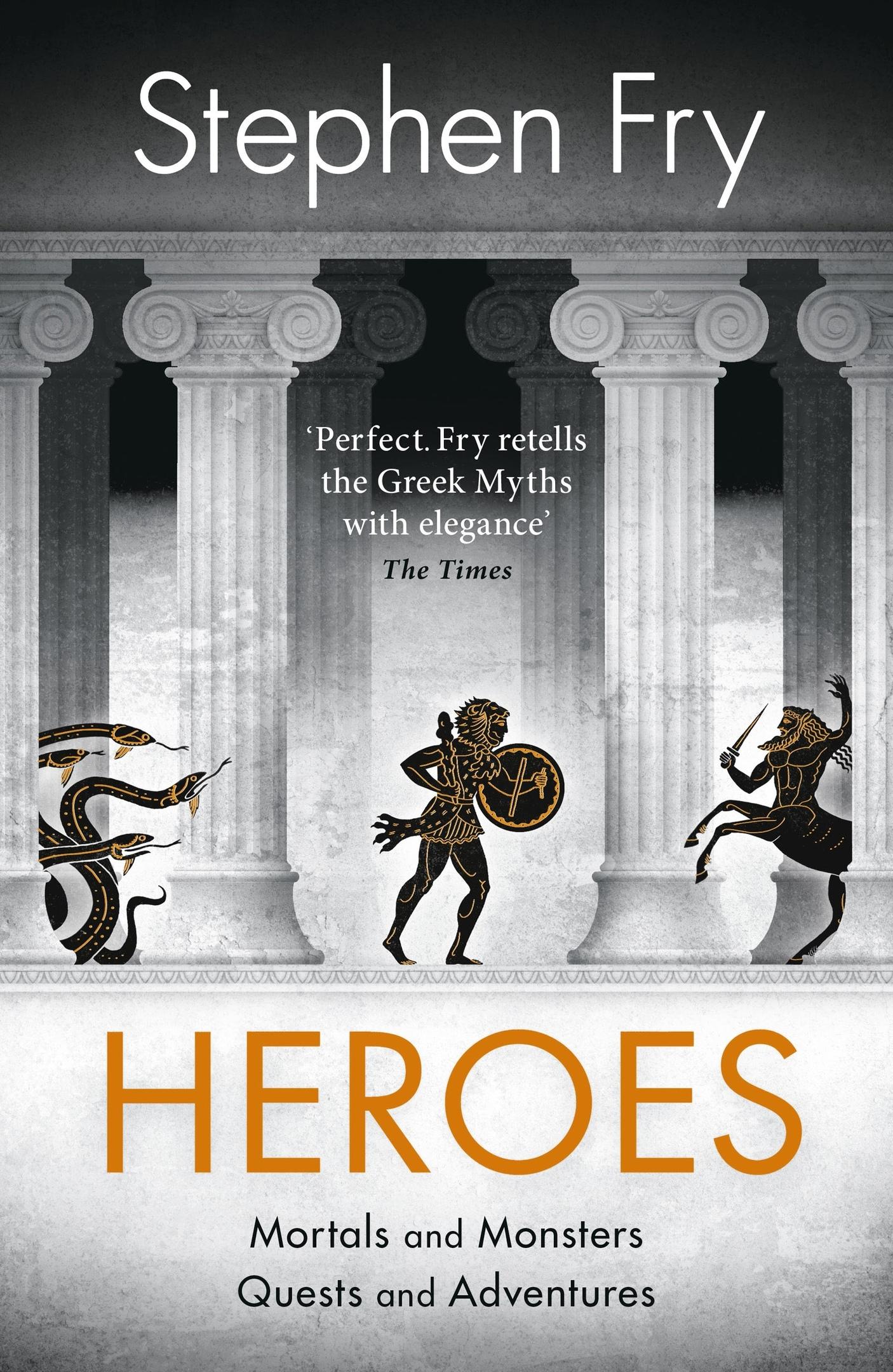 Stephen Fry – Heroes