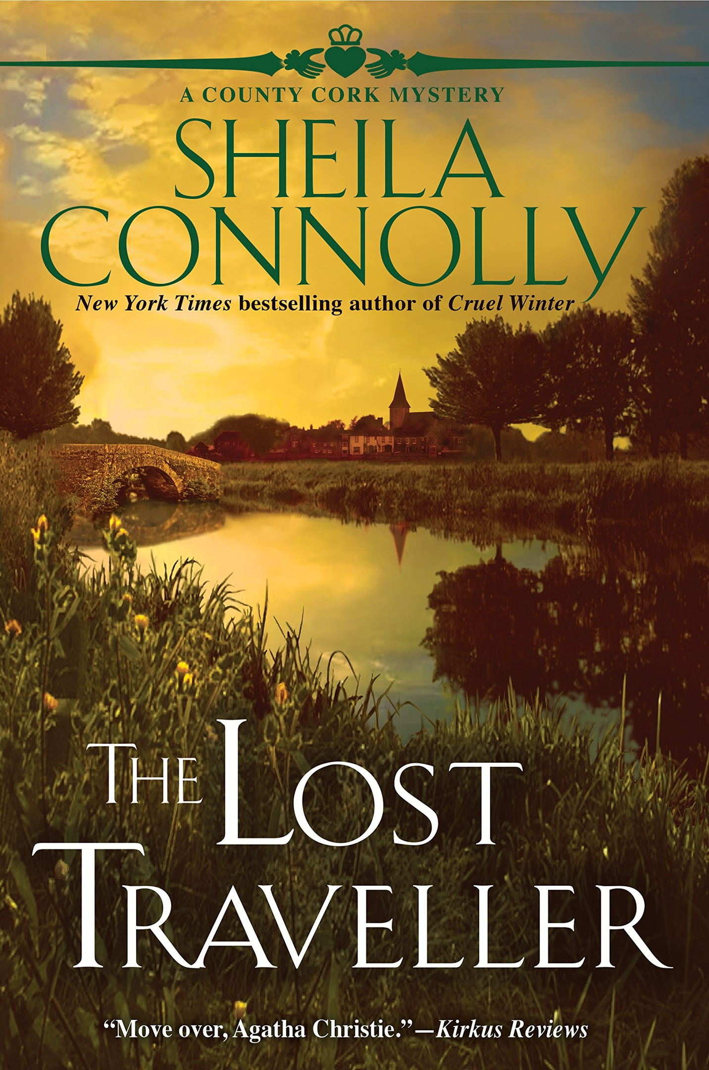 Sheila Connolly – The Lost Traveller