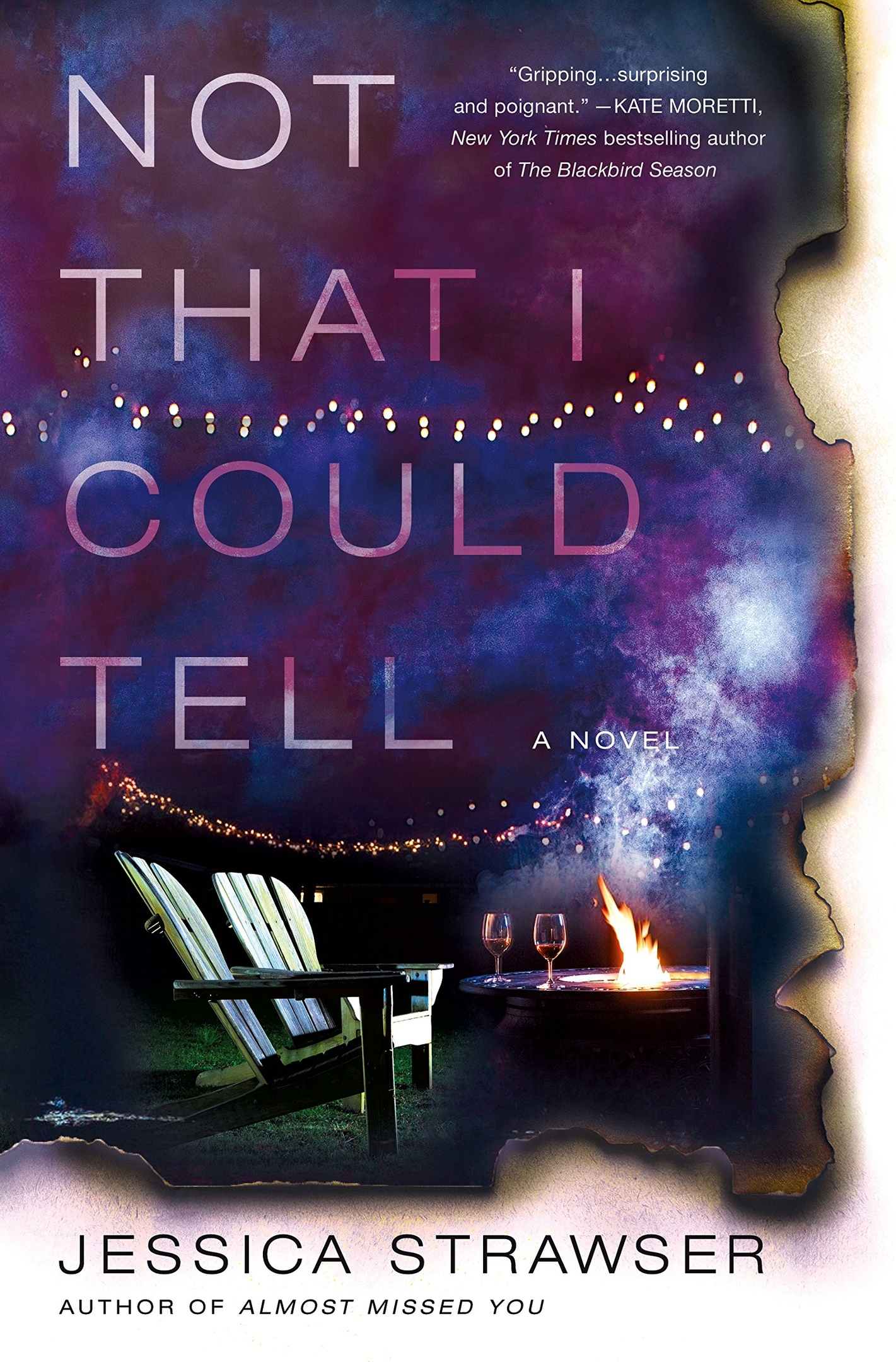 Jessica Strawser – Not That I Could Tell
