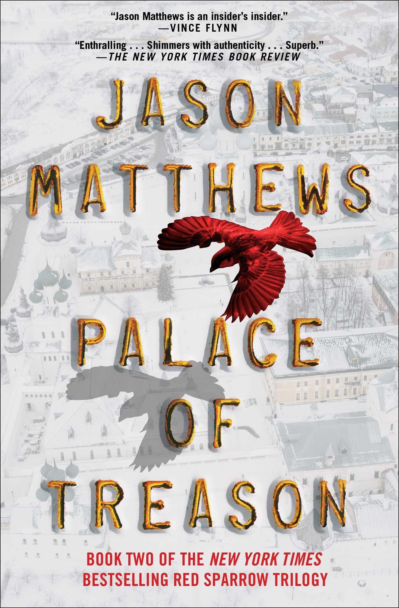 Jason Matthews – Palace Of Treason (Book 2)