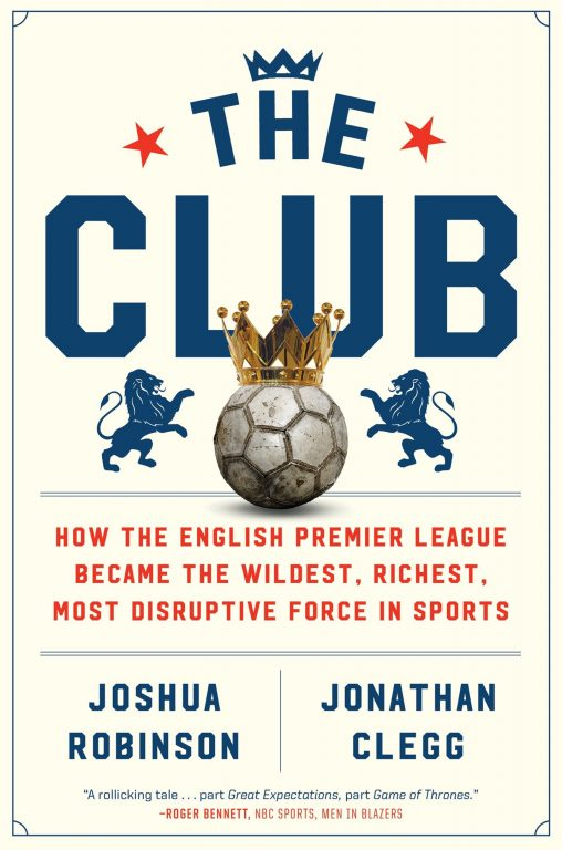 Joshua Robinson, Jonathan Clegg – The Club