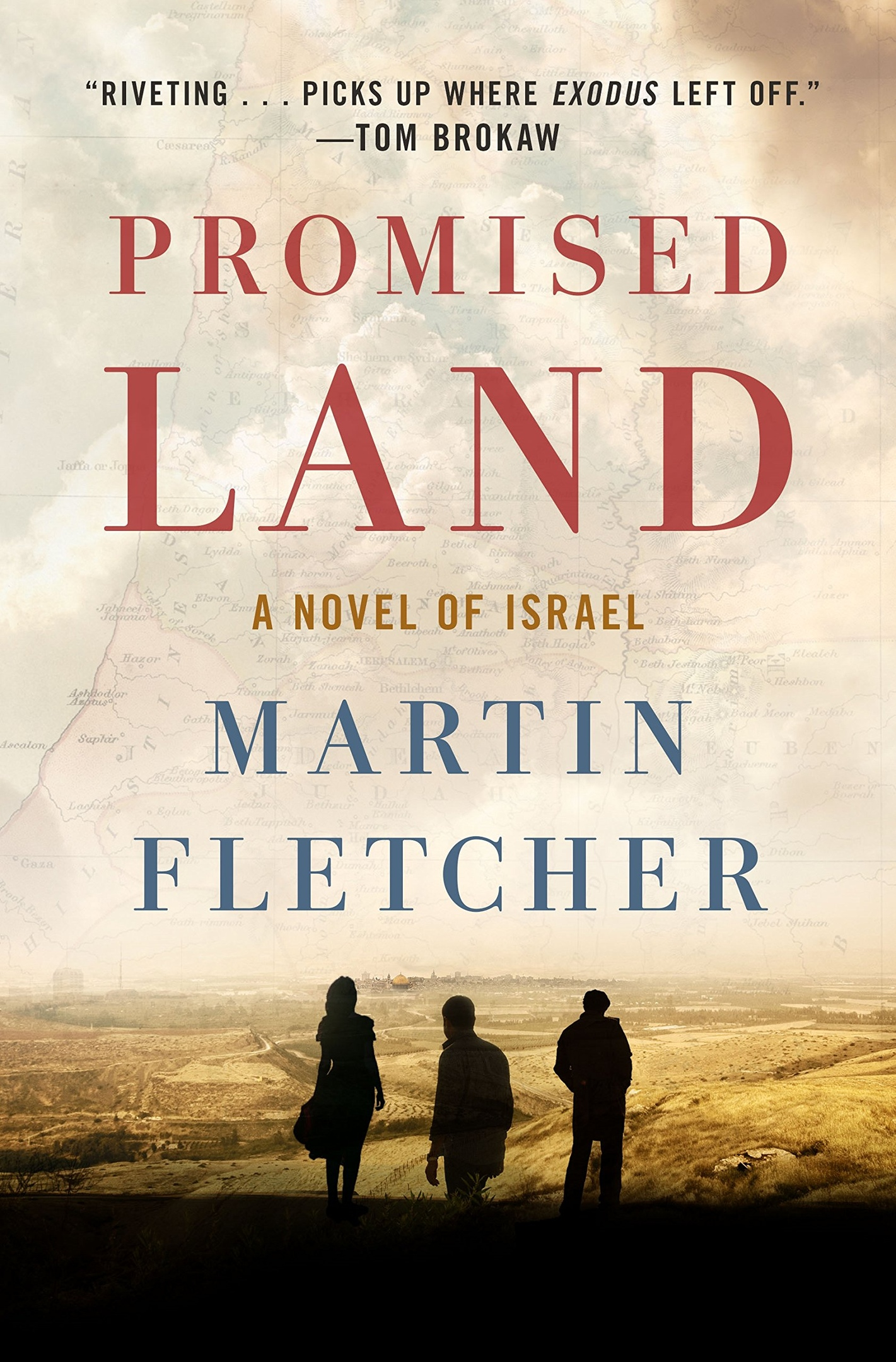 Martin Fletcher – Promised Land