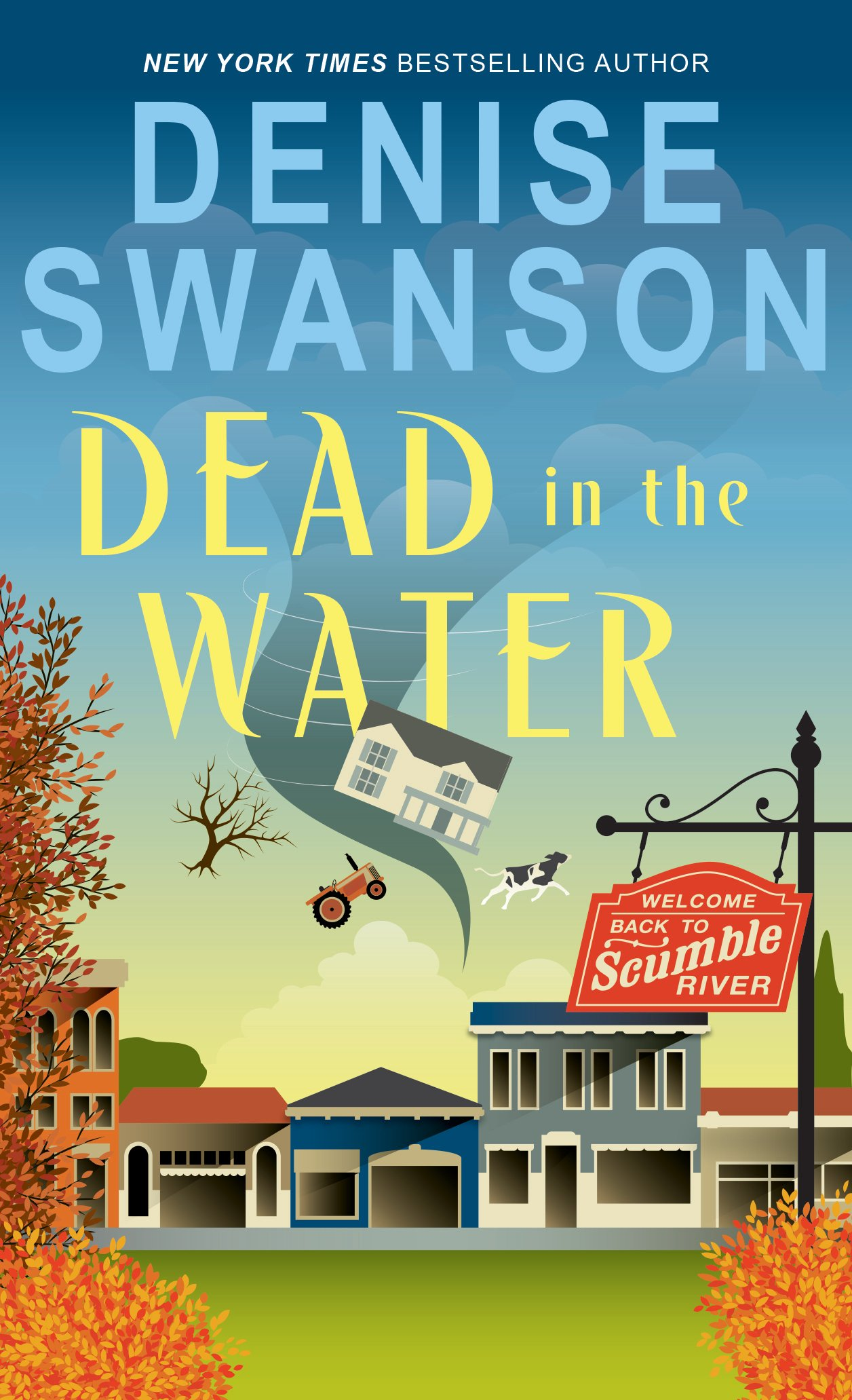 Denise Swanson – Dead In The Water