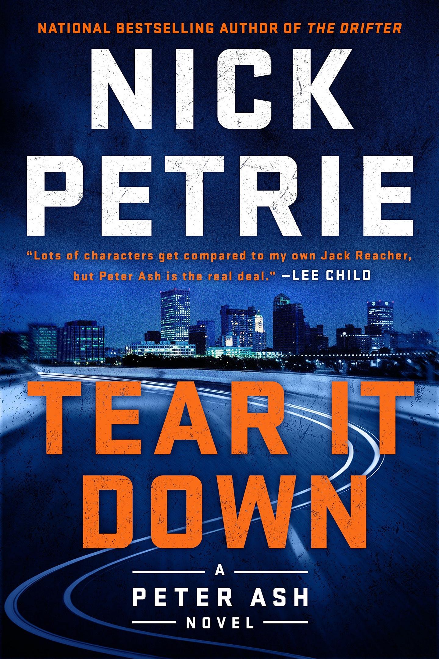 Nick Petrie – Tear It Down