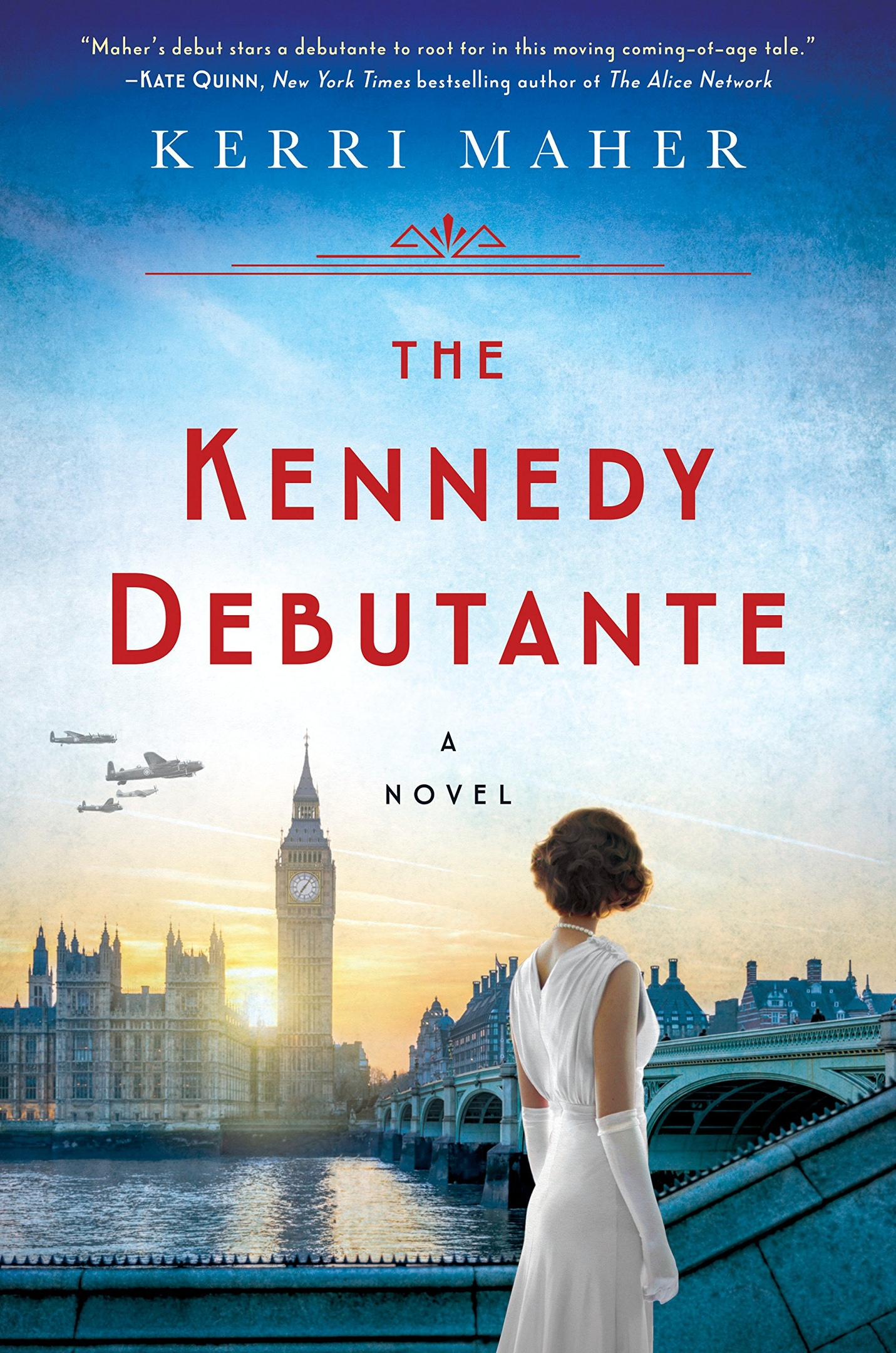 Kerri Maher – The Kennedy Debutante