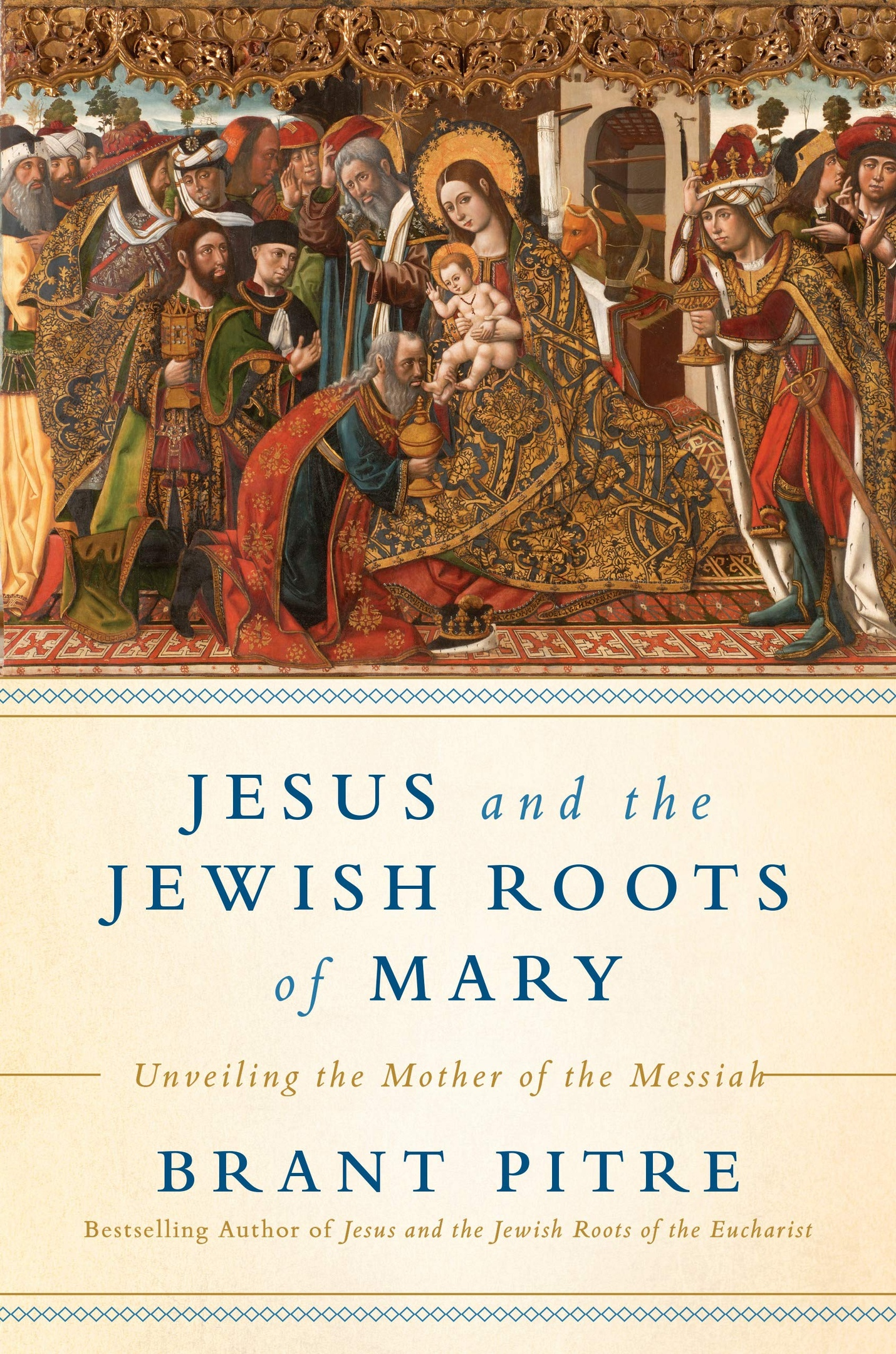 Brant James Pitre – Jesus And The Jewish Roots Of Mary