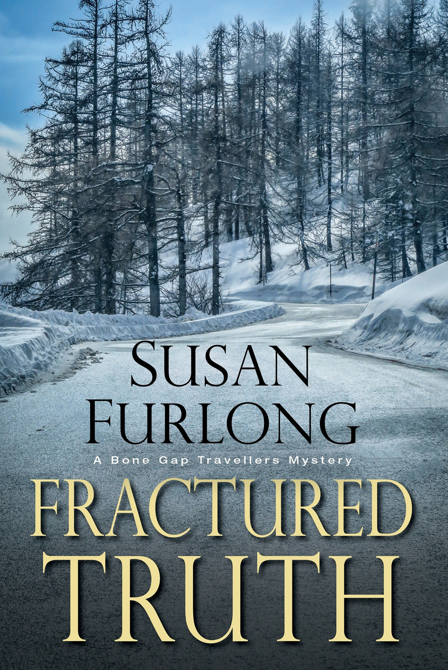 Susan Furlong – Fractured Truth
