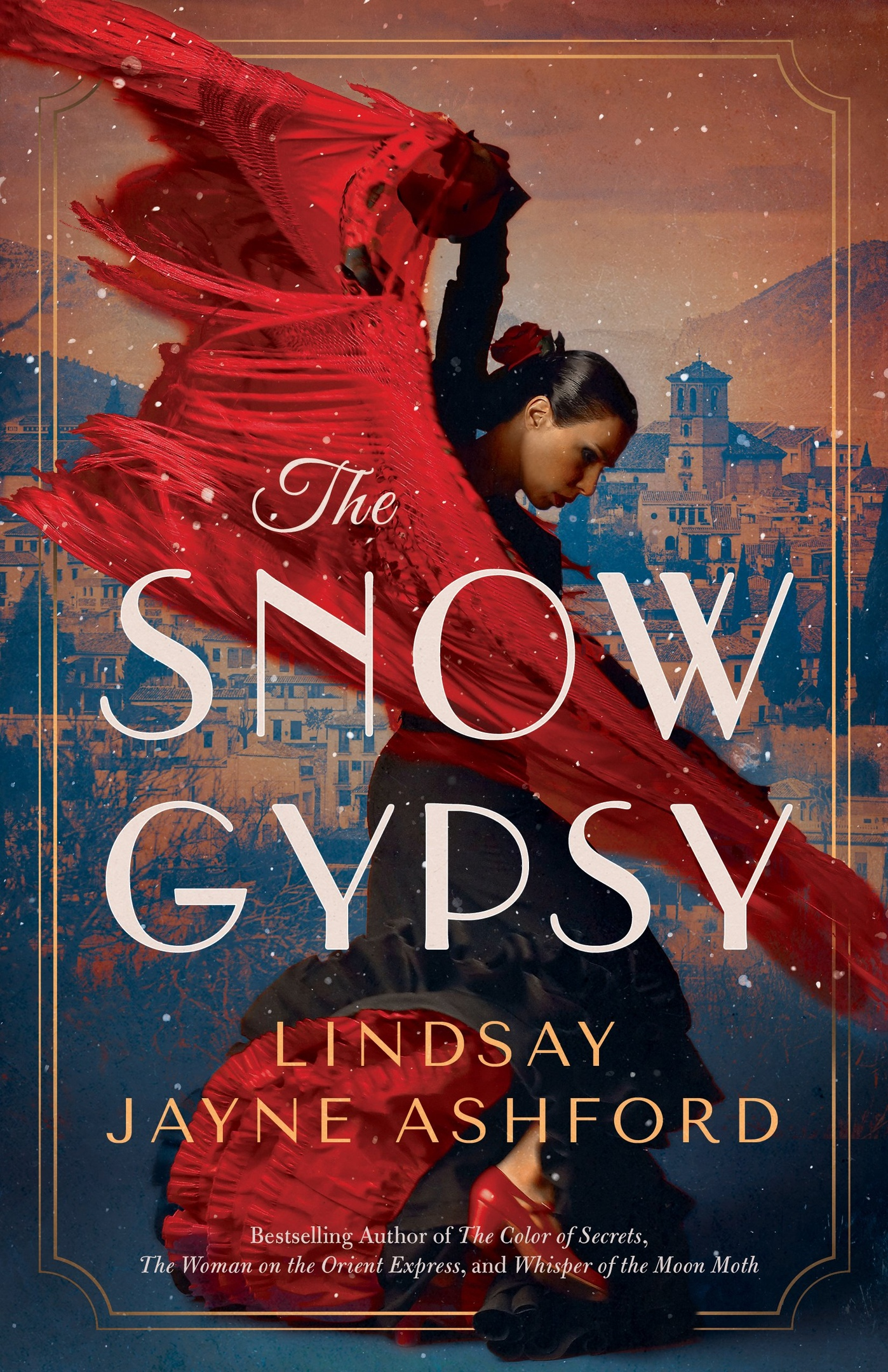 Lindsay Jayne Ashford – The Snow Gypsy