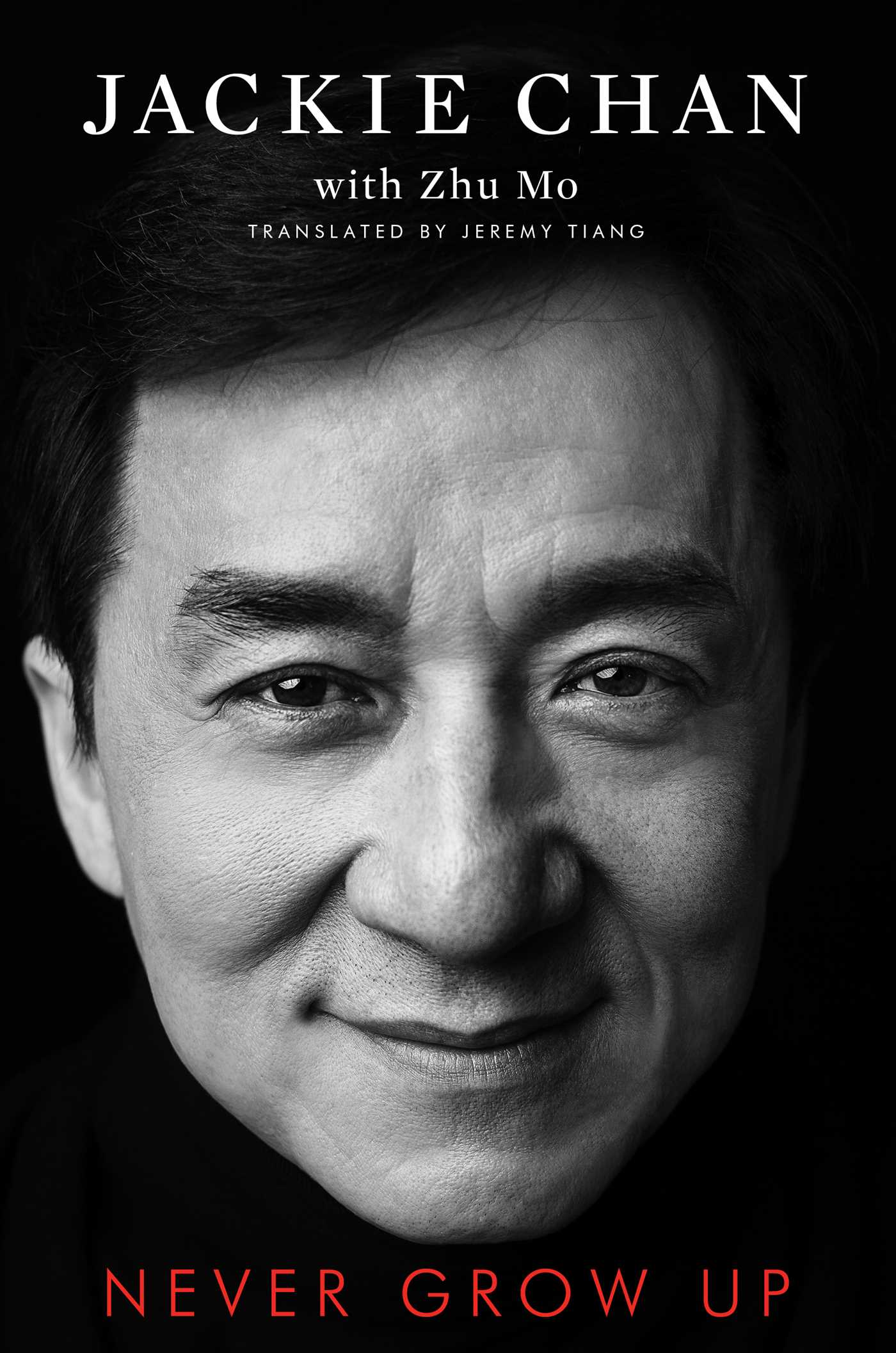 Jackie Chan – Never Grow Up