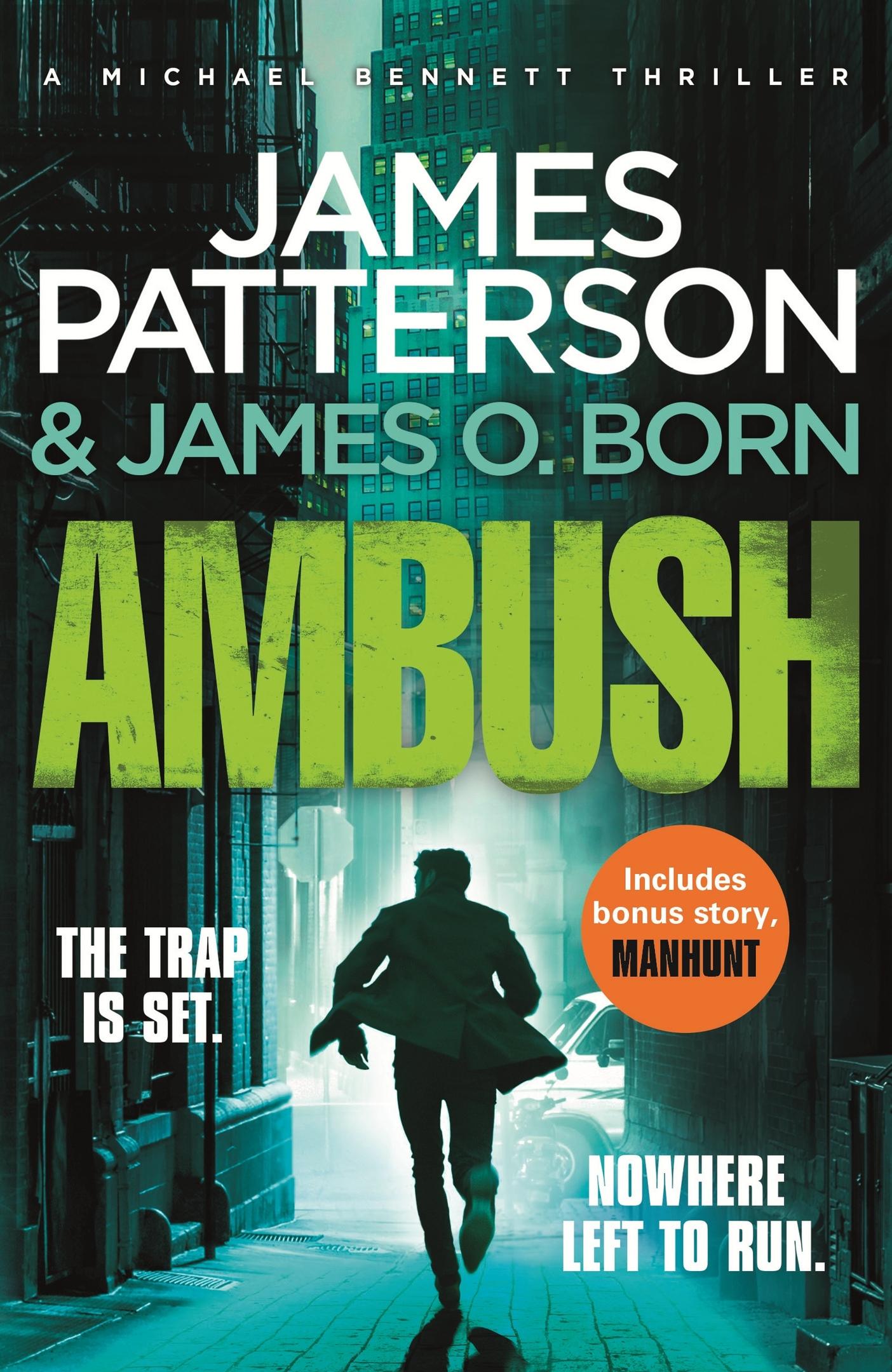 James Patterson, James O